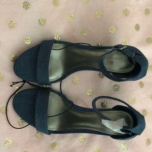 Worthington Shoes - Worthington heeled sandals size 8M